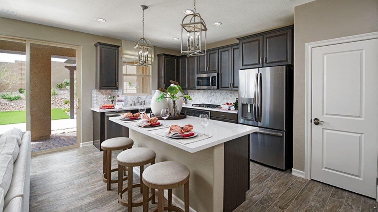 Skye Knoll is a Richmond American Homes community built inside the Stonebridge Village of Summerlin, Las Vegas.